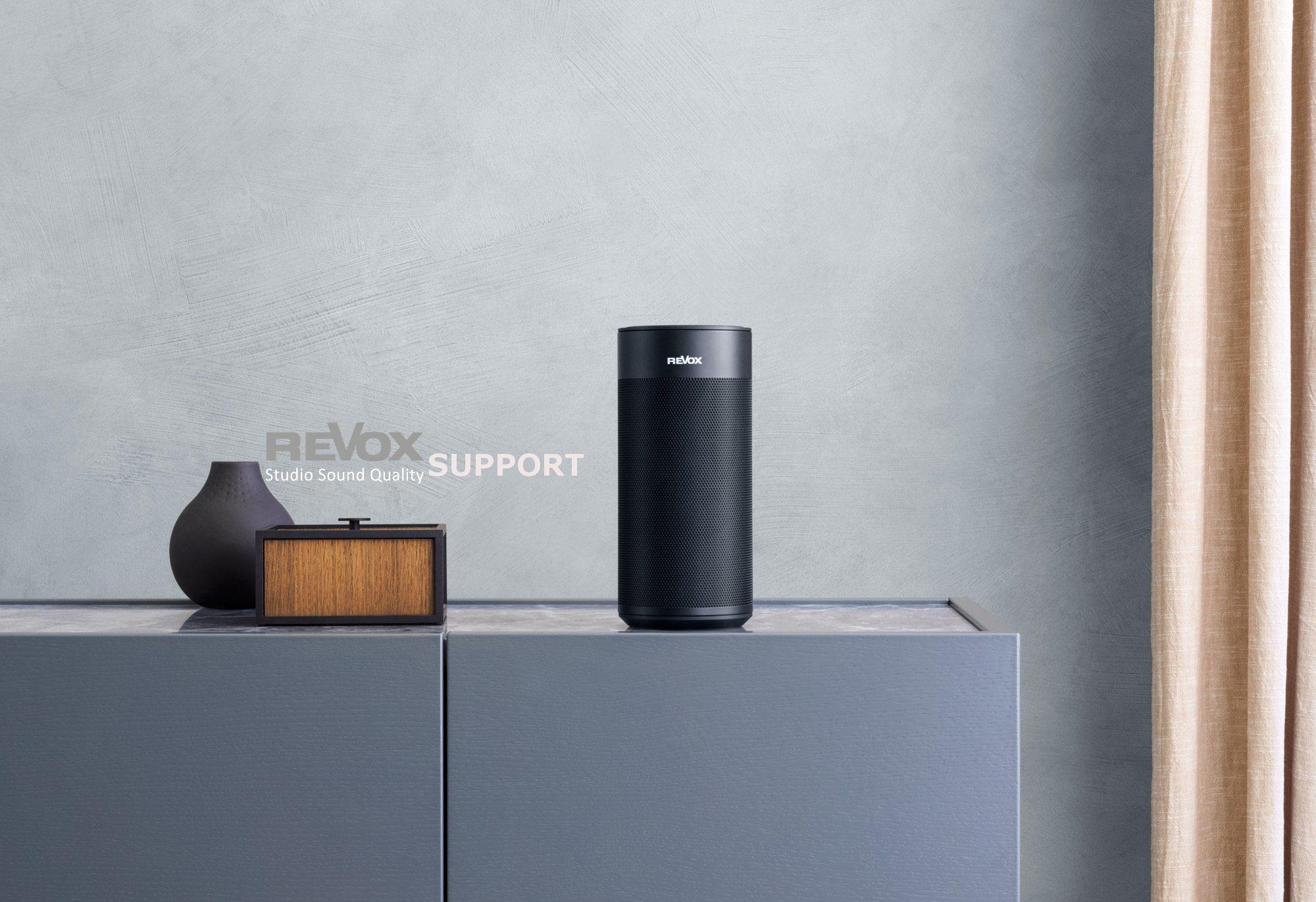 Revox Support Portal